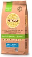 Petkult maxi adult 12 kg LAMB/RICE