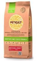 Petkult medium  adult 12 kg LAMB/RICE